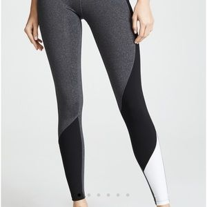 Splits59 All Star colorblock leggings size Large